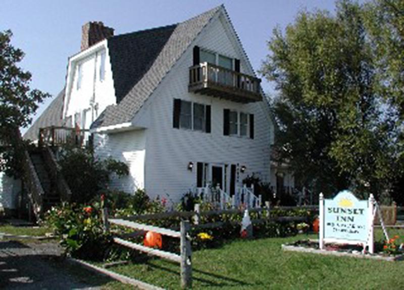 Chesapeake House B B Tangier Island